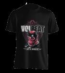 T-Shirt Volbeat The King
