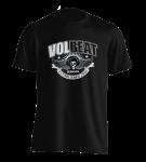 T-Shirt Volbeat Skullwing Ribbon