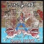 kleiner Aufnäher WEHRMACHT Shark Attack