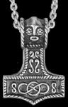 Kette Thors Hammer