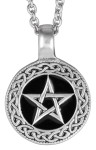 Kette Pentagram