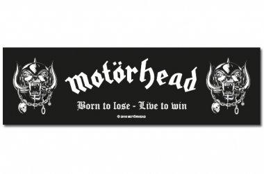 Teppich Motörhead Logo Läufer
