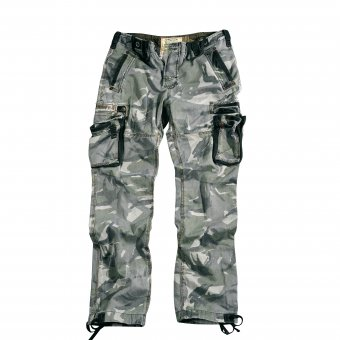 Alpha Industries Cargo Hose Tough C blackcamo