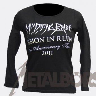 Girlie Shirt My Dying Bride Albion in Ruin ( Longsleeve )