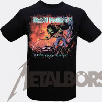 T-Shirt Iron Maiden From Fear to Eternity
