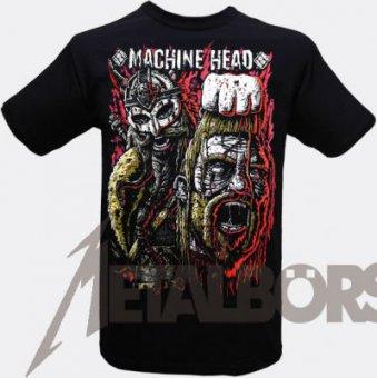 T-Shirt Machine Head Goliath