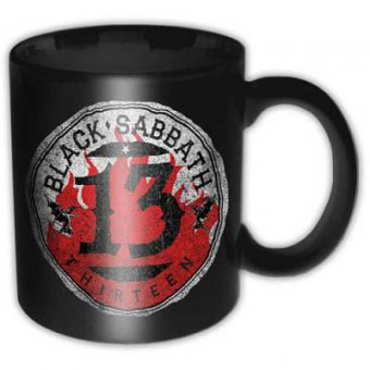 Tasse Black Sabbath 13
