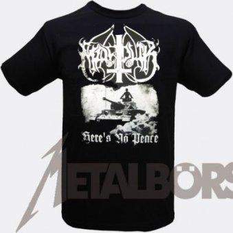 T-Shirt Marduk Here's no Peace