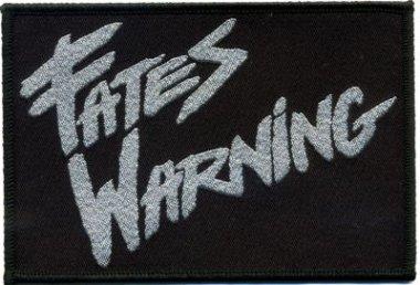 kleiner Aufnäher Fates Warning Old Logo