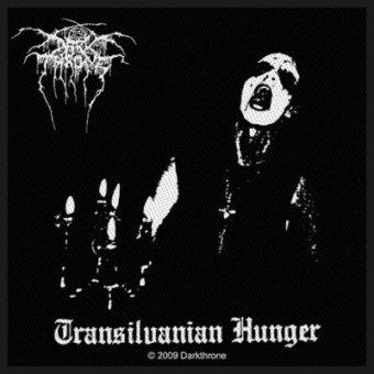 kleiner Aufnäher Dark Throne Transylvanian Hunger