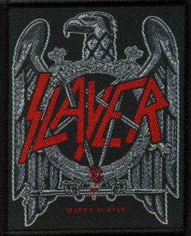 kleiner Aufnäher Slayer Black Eagle