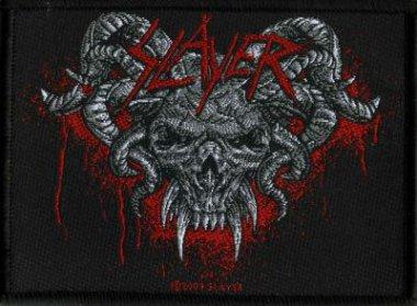 kleiner Aufnäher Slayer Demonic