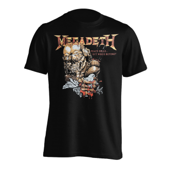 T-Shirt Megadeth Peace Sells..... Vic XXL
