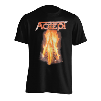 T-Shirt Accept Restless and Wild