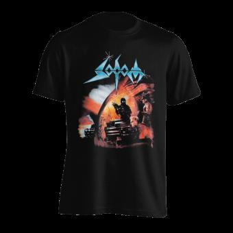 T-Shirt Sodom Agent Orange
