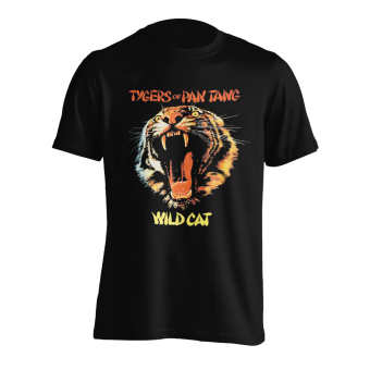 T-Shirt Tygers of Pan Tang Wild Cat XXL