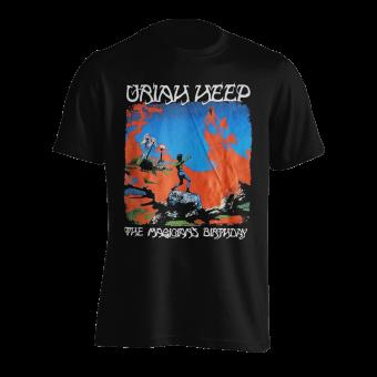 T-Shirt Uriah Heep The Magicans Birthday