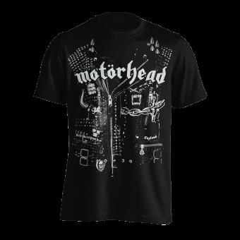 T-Shirt Motörhead Leather Jacket