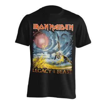 T-Shirt Iron Maiden The Flight of Icarus