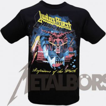 T-Shirt Judas Priest Defenders of the Faith XXL