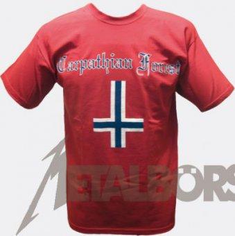 T-Shirt CARPATHIAN FOREST Norway M