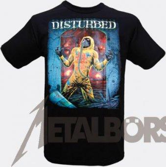 T-Shirt Disturbed Wasting Away