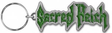 Schlüsselanhänger Sacred Reich Logo