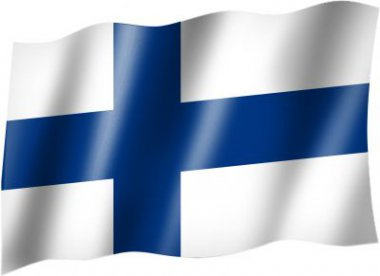 Flagge Country Flag Finland