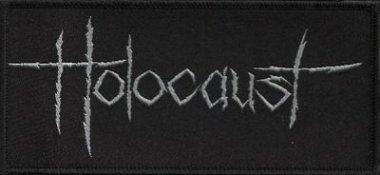 kleiner Aufnäher Holocaust Logo