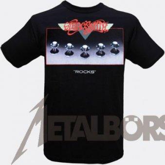 T-Shirt Aerosmith Rocks