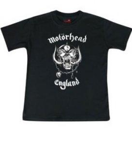 Kids Shirt Motörhead England 152