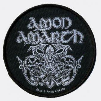 kleiner Aufnäher Amon Amarth Odin
