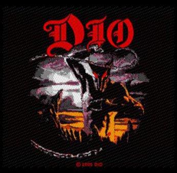 kleiner Aufnäher Dio Holy Diver