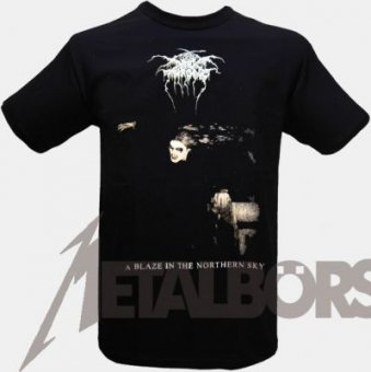 T-Shirt Dark Throne Ablaze......