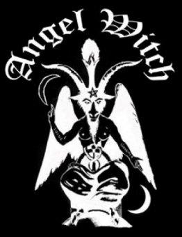 kleiner Aufnäher ANGEL WITCH Logo