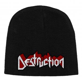 Beanie Destruction Logo