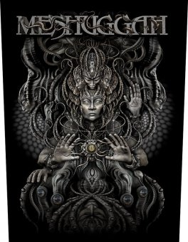 Rückenaufnäher Meshuggah Musical Deviance