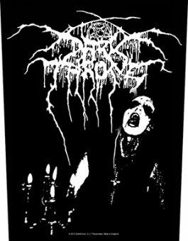 Rückenaufnäher Dark Throne Transilvanian Hunger
