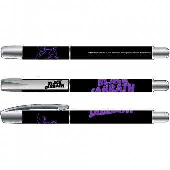 Stift Black Sabbath Logo
