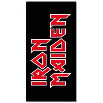 Handtuch Iron Maiden Logo