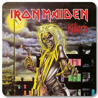Untersetzer Iron Maiden Killers
