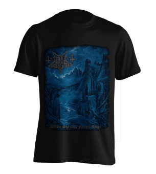T-Shirt Dark Funeral Where Shadows Forever Reign XL