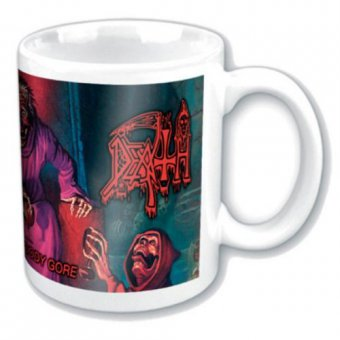 Tasse Death Scream bloody Gore