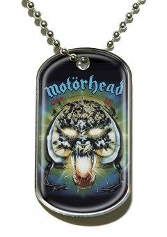 Dog Tag Motörhead Overkill