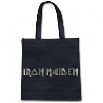 Einkaufstasche Iron Maiden Logo