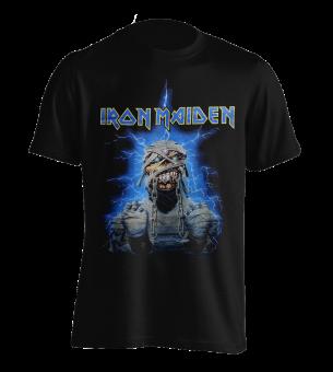 T-Shirt Iron Maiden Powerslave Mummy