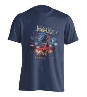 T-Shirt Judas Priest Painkiller US Tour 91