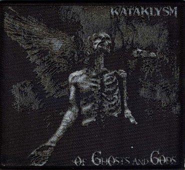 kleiner Aufnäher Kataklysm Of Ghosts and Gods