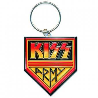 Schlüsselanhänger Kiss Army