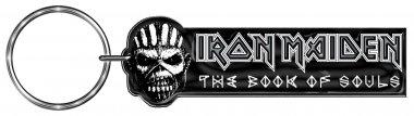 Schlüsselanhänger Iron Maiden Book of Souls